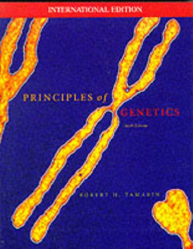 9780071155816: Principles of Genetics