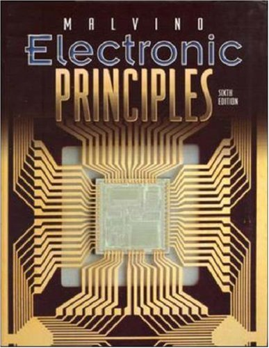 Electronic Principles (0071156046) by Albert P. Malvino