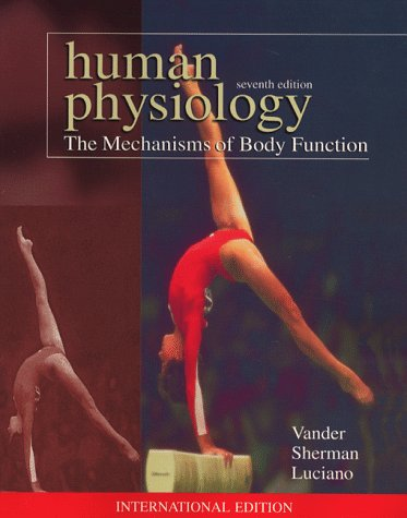 9780071156240: Human Physiology: The Mechanisms of Body Function (International Edition)