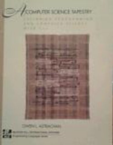 9780071156509: Computer Science Tapestry: Exploring Programming and Computer Science (McGraw-Hill International Editions)