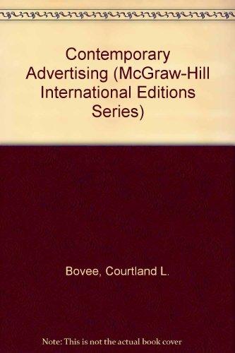 9780071156523: Contemporary Advertising