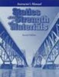 9780071156660: Statics and Strengths of Materials (McGraw-Hill International Editions: Civil Engineering Series)