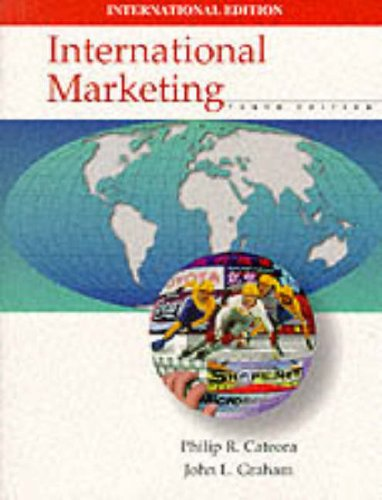 9780071156738: International Marketing