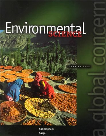 9780071156813: Environmental Science: A Global Concern