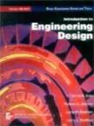 9780071156929: Introduction to Engineering Design (B.E.)