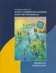 9780071157100: Introduction To Data Communications And Networking