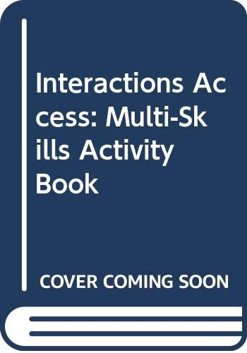 9780071157469: Interactions Access: Multi-Skills Activity Book