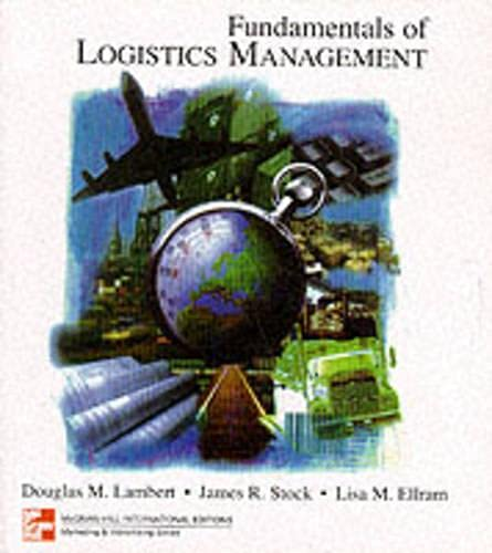 9780071157520: Fundamentals of Logistics