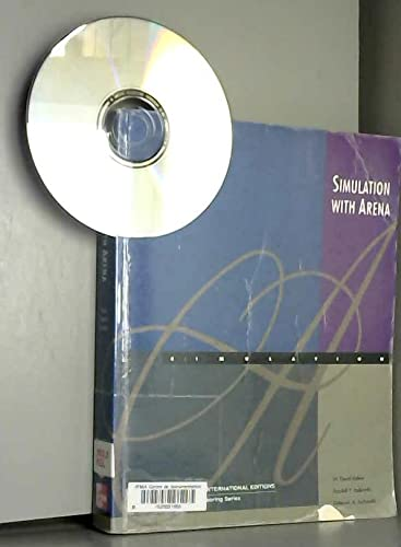 Simulation with Arena (McGraw-Hill International Editions: Industrial: Kelton, David W.,