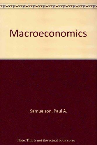 9780071158442: Macroeconomics