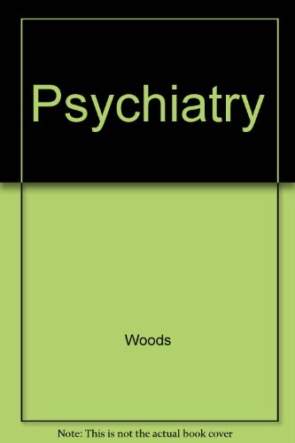 9780071158701: Psychiatry