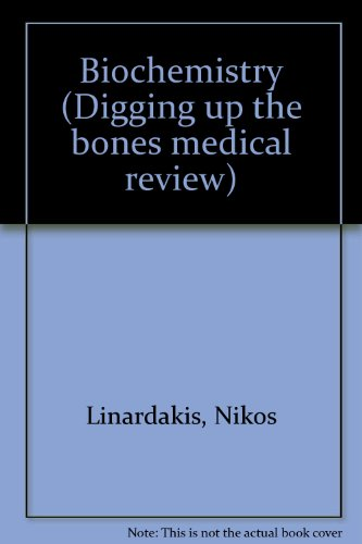 9780071159456: Biochemistry (Digging Up the Bones Medical Review)