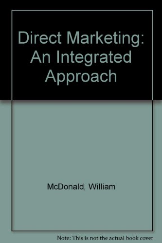9780071159517: Direct Marketing: An Integrated Approach