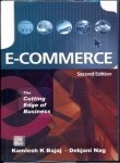 9780071160544: E-Commerce: The Cutting Edge of Business