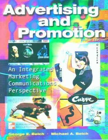 9780071160889: Introduction to Advertising and Promotion: An Integrated Marketing Communications Perspective