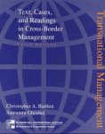 9780071160933: Transnational Management: Text Cases and Readings in Cross Border Management (McGraw-Hill International Editions Series)