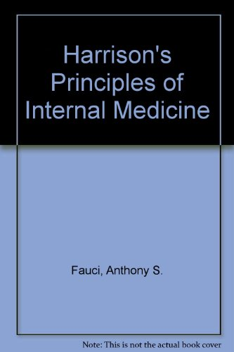 9780071162449: Harrison's Principles of Internal Medicine