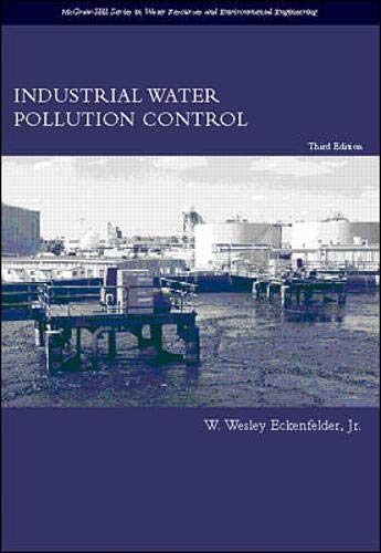9780071162753: Industrial Water Pollution Control