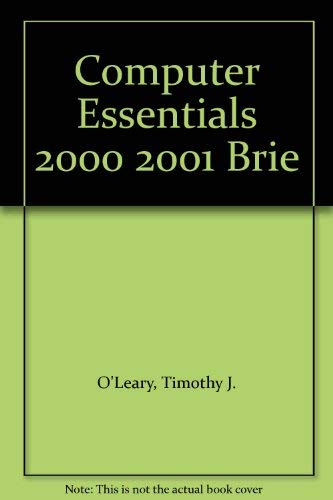 9780071163477: Brief Computer Essentials 2000/2001