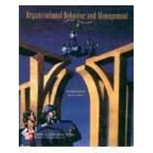 9780071163804: Organizational Behavior and Management (McGraw-Hill International Editions)