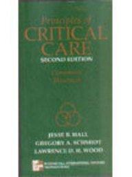 9780071164146: Principles: Princ Critical Care Hbk
