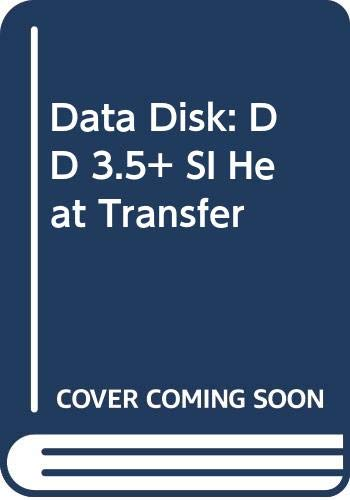 9780071164191: Data Disk: DD 3.5+ SI Heat Transfer
