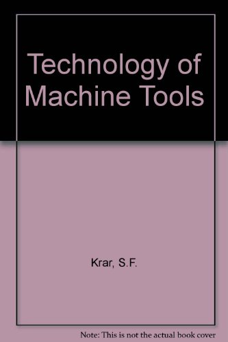 9780071164214: Technology of Machine Tools