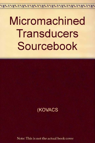 9780071164627: Micromachined Transducers Sourcebook