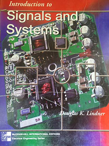 9780071164894: Introduction to Signals and Systems (McGraw-Hill International Editions Series)