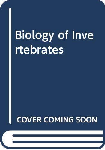 9780071166232: Biology of Invertebrates