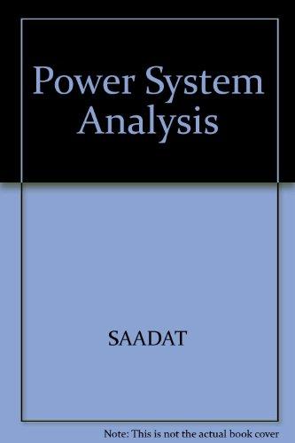 9780071167581: Power System Analysis