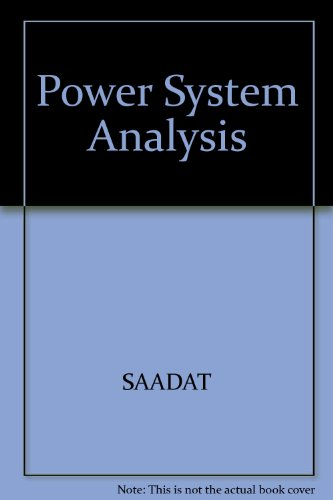 9780071167581: Power System Analysis