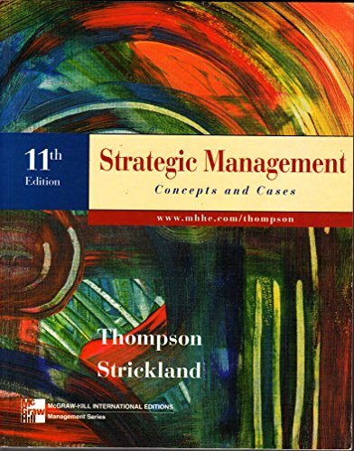 9780071167895: Strategic Management: Concepts and Cases