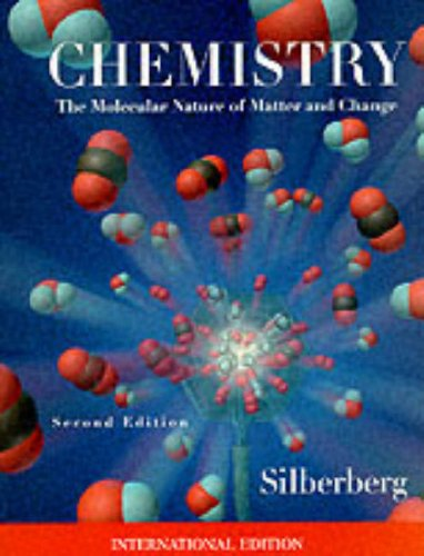 9780071168328: Chemistry: The Molecular Nature of Matter and Change