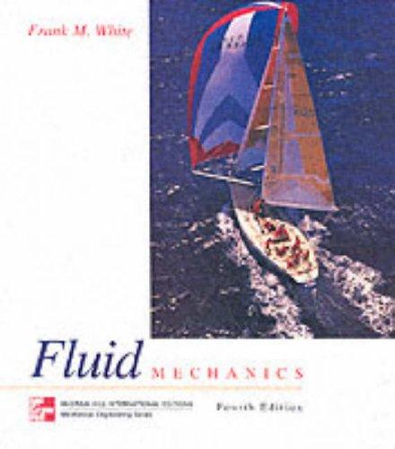 9780071168489: Fluid Mechanics (McGraw-Hill International Editions)