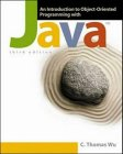 9780071168502: An Introduction to Object Oriented Programming with Java (McGraw-Hill International Editions Series)