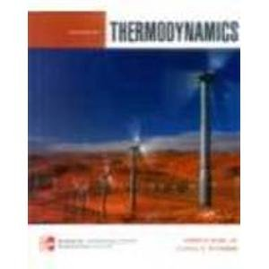 Thermodynamics (McGraw-Hill series in mechanical engineering): Kenneth Wark~Donald E. Richards