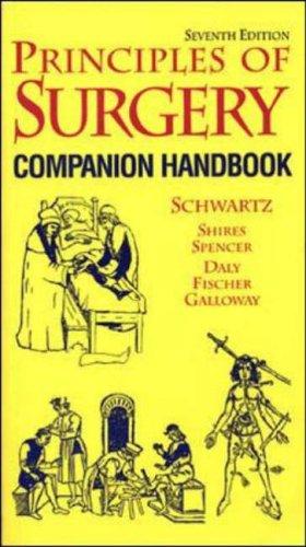 9780071168793: Principles of Surgery: Comprehensive Handbook (McGraw-Hill International Editions: Healthcare Series)