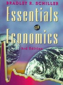 9780071168847: Essentials of Economics (McGraw-Hill international editions. Economics series)