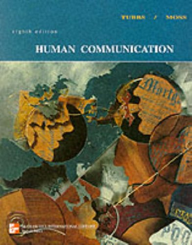 9780071169172: Human Communication
