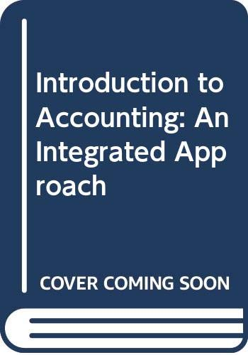 9780071169318: Introduction to Accounting