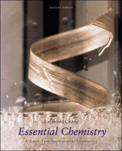 9780071169400: Essential Chemistry