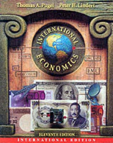 9780071169653: International Economics