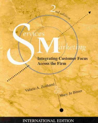 9780071169943: Services Marketing (McGraw-Hill International Editions Series)