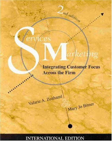 9780071169943: Services Marketing, 2nd Edition