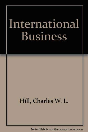 9780071175845: International Business : Competing in the Global Marketplace