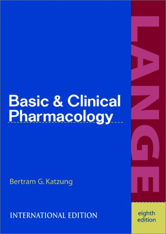 9780071179683: Basic and Clinical Pharmacology