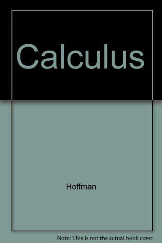 9780071179737: Calculus