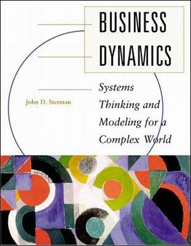 9780071179898: Business Dynamics: Systems Thinking and Modeling for a Complex World with CD-ROM (Int'l Ed) (Tmhe Ie Overruns)