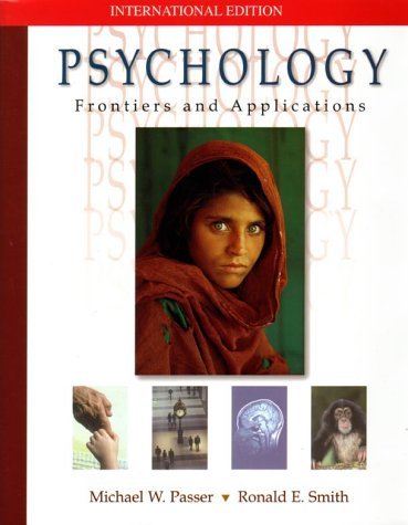 9780071179904: Psychology: Frontiers and Applications